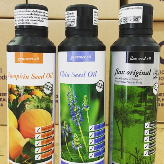 Manuka & Healthy Oil Manuka Honey & Healthy Oil