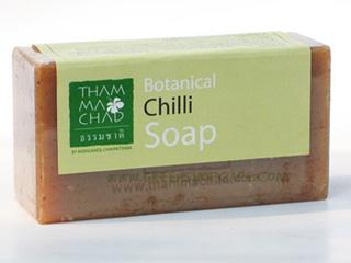 สบู่พริก  Chilli Soap 100 g.
