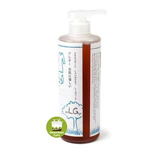 aLGy & Pumi Pure  eco น้ำยาซักผ้ามะกรูด Kaffir lime & Bergamot Laundry Liquid 550 ml.