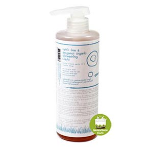 aLGy & Pumi Pure  น้ำยาล้างจานมะกรูด Kaffir lime & Bergamot Organic Dishwashing Liquid 550 ml.
