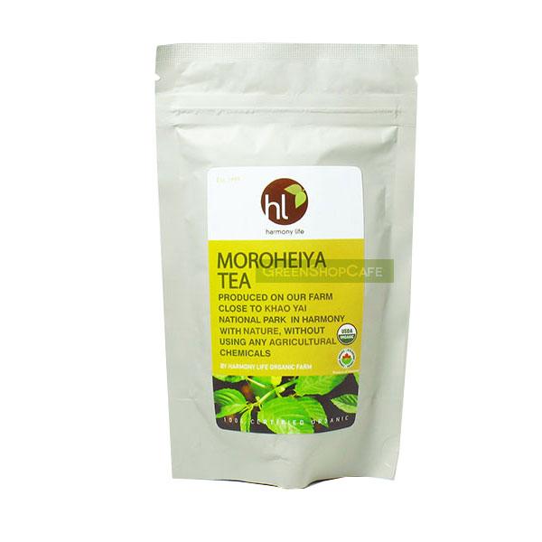ชาผักโมโรเฮยะ ออร์แกนิค (12 ซองชา)