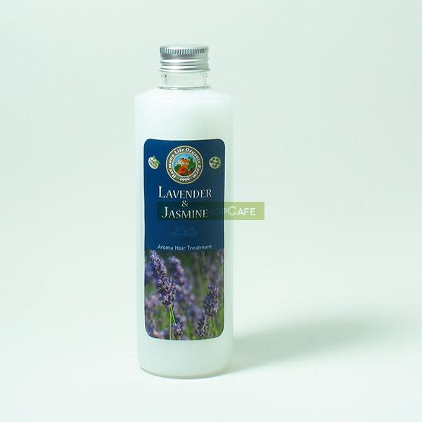 แฮร์ทรีทเม้นท์ ลาเวนเดอร์-มะลิ 250 ml.
