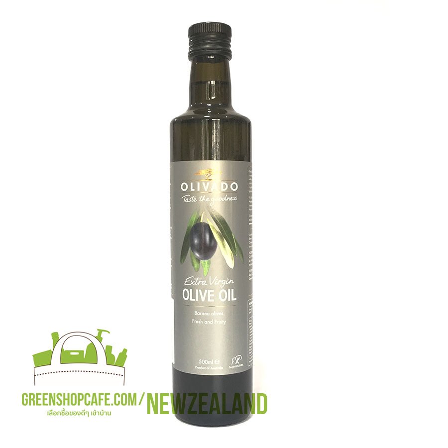 น้ำมันมะกอกธรรมชาติ ตราโอลิวาโด ขนาด 500 ml.