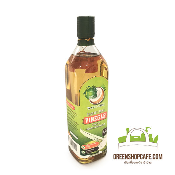 น้ำส้มสายชูหมัก (Coconut Juice Vinegar) วาณิชไทย 700cc
