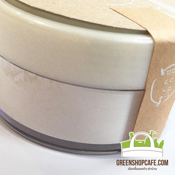 แป้งฝุ่นสมุนไพร สีขาว (C0) 10 g.